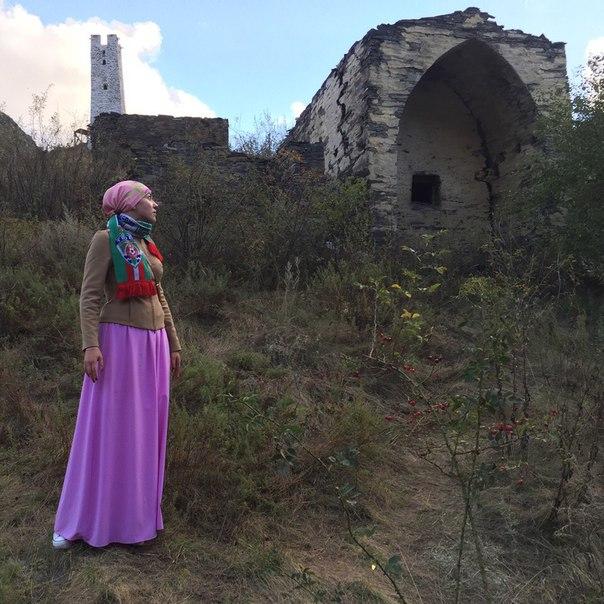 Один из самых уникальных памятников древности Итум-Калинского района