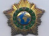 Юрий Чайка поздравил генпрокурора РЮО с вручением Ордена Дружбы.