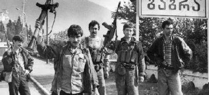 Georgian-Abkhazian war: Armenians against Armenians. 26958.jpeg
