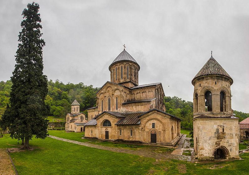 Проливные дожди повредили уникальные фрески Гелатского монастыря. 29977.jpeg