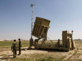 Израиль накроется  железным куполом