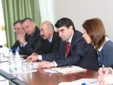 "New strokes to Caucasus peace ""draft"""
