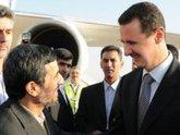 Iran and Syria against Turkey