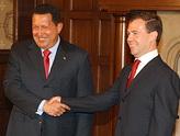 Чавес запустил «каскад признаний»