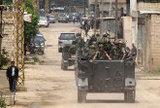 Ливан и Сирия на границе войны