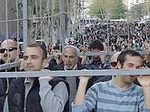 Спасение от репрессий - в клетках на Руставели