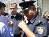 Полиция Гори ударила по свободе слова