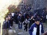 Грузины бегут от «демократии» Саакашвили