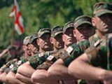 Саакашвили ужесточает армию новым министром