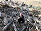 Земля пошатнулась под Нагорным Карабахом