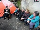 Саакашвили крадет у беженцев праздник