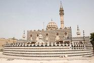 Абу Дервиш в Аммане - одна из красивейших мечетей Иордании
