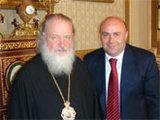 Михаил Хубутия: Патриарх Кирилл благословил молодежь Грузии и России