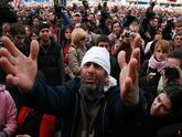 Тбилиси в ожидании новой волны акций протеста