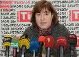 Ия Антадзе:  Государство полностью контролирует информационную политику