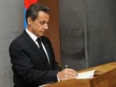 Саркози подписался под геноцидом