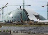 У парламента Саакашвили крыша потекла