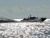 Подводная лодка в предгорьях Кавказа