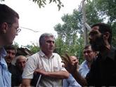 საქართვერთველოს აზერბაიჯანელები დაცვას ევროპაში ეძებენ