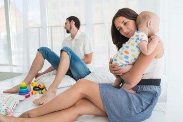 Почему после рождения ребенка распадаются браки