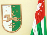 Official visit to Russia under the Abkhazian flag…