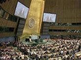 «Стена» от Саакашвили успеха на Генассамблее ООН не имела