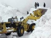 Снегопад обесточил Западную Грузию