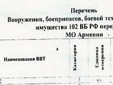 გაყალბების მარშრუტი: აზერბაიჯანი, სომხეთი,  რუსეთის ფედერაციის საგარეო საქმეთა სამინისტრო, საქართველო
