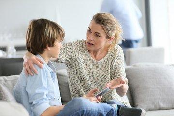 Как сказать ребенку «нет» - на страже общественного спокойствия