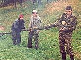 Дровосеки из Гремисхеви - жертвы массового обмана