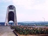 A memorial to Georgian heroes: let it be