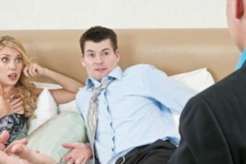 Мужские измены передаются по наследству