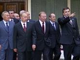 На кого работает грузинский президент?