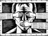 Грузинская полиция против свободы слова
