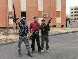 Сирийская оппозиция льет пули