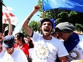 На выборах побеждает  Грузинская мечта