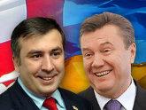Saakashvili digs a pit for Yanukovich