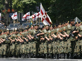 Саакашвили ставит на армию