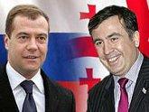 Саакашвили - Медведев: пока только популизм
