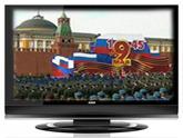 Саакашвили будет смотреть парад по телевизору