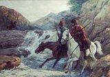 Между сих горских народов был один недоброжелательный России...