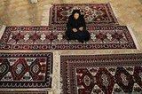 Как появились знаменитые дагестанские ковры