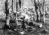 Что мы знаем об Ичкеринском сражении