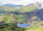 Особенное озеро Галанчож