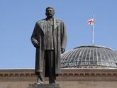 Памятник Сталину: и в Гори, и в Алвани