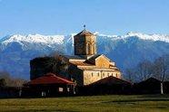 Единственное абазинское поселение на территории Абхазии