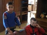 Грузинские сироты попали под  реформу