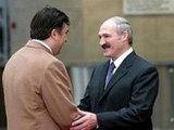 Lukashenko & Saakashvili: frenmity dictate