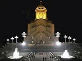 Оппозиция встала на защиту Грузинской церкви