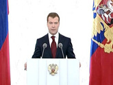 Медведев указал России новый курс